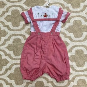 Jayne Copeland 24m baby boy outfit